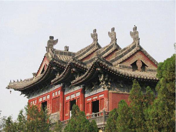 全國重點文物保護單位—北宋七帝八陵 永昭陵
