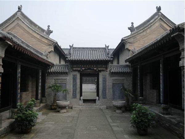 全國重點文物保護單位—康百萬莊園 (1)