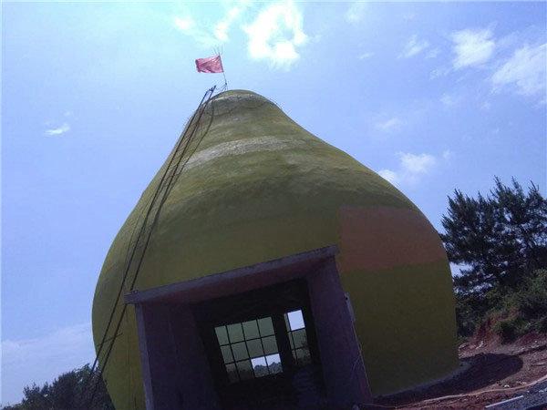 藝術建筑案例